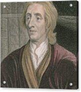 John Locke Acrylic Print