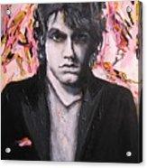 John Mayer Acrylic Print