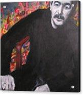 John Prine - Colors Acrylic Print