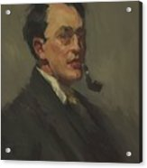 John Sloan 1909 Acrylic Print