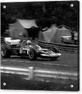 John Surtees 3 Acrylic Print