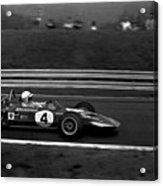 John Surtees 4 Acrylic Print
