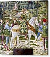 John Viii Paleologus Acrylic Print