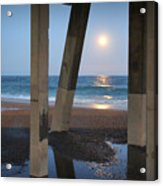 Johnnie Mercers Pier Again Acrylic Print