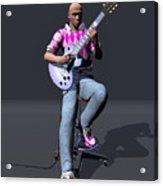 Johnny Guitar 2 Acrylic Print