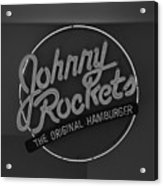Johnny Rockets Acrylic Print