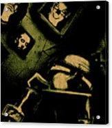 Johnny The Homicidal Maniac Acrylic Print