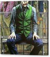 Joker Acrylic Print