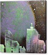 Joker City Acrylic Print