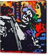 Joker Joy Ride Acrylic Print
