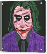 Jokers Wild Acrylic Print