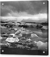 Jokulsarlon Glacier Lagoon Iceland 2041 Acrylic Print