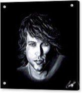 Jon Bon Jovi - It's My Life Acrylic Print