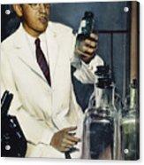 Jonas Salk (1914-1995) Acrylic Print