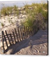 Jones Beach Long Island New York Acrylic Print