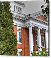 Jonesborough Courthouse Tennessee Acrylic Print