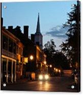 Jonesborough Tennessee 10 Acrylic Print