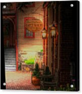 Jonesborough Tennessee 2 Acrylic Print