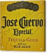 Jose Cuervo Acrylic Print