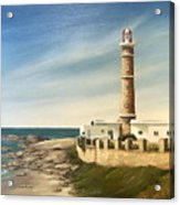 Jose Ignacio Lighthouse Evening Acrylic Print