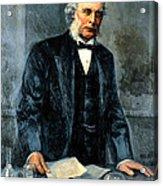 Joseph Lister, Surgeon And Inventor Acrylic Print