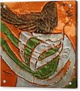 Josephine - Tile Acrylic Print