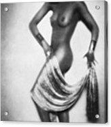 Josephine Baker (1906-1975) Acrylic Print by Granger