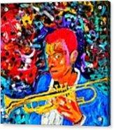 Joshua Bluegreen-cripps Acrylic Print