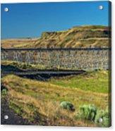 Joso High Bridge Over The Snake River Wa 1x2 Ratio Dsc043632415 Acrylic Print