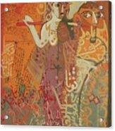 Journey With Ishtar  Acrylic Print