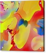 Joy And Imagination Acrylic Print