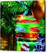 Joy Of Christmas 1 Acrylic Print