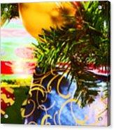 Joy Of Christmas 2 Acrylic Print
