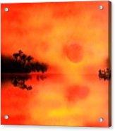 Joy Of The Sun Acrylic Print