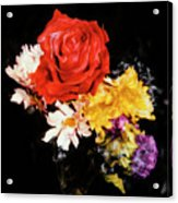 Joy Acrylic Print