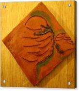 Joy Tears - Tile Acrylic Print
