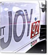 Joy Toy Acrylic Print