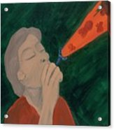 Juanita Faye Persing Delvisco Acrylic Print