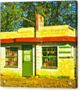 Juarez Motel Acrylic Print