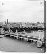 Jubilee Bridge Acrylic Print