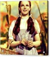 Judy Garland, Dorothy Acrylic Print
