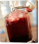Juice Of Cherries Acrylic Print