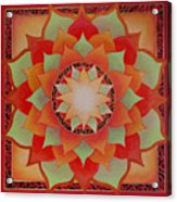 Juicy Lotus Acrylic Print