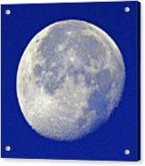 D6b6303-july 4th Moon 2015  Acrylic Print