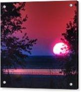 July Sunrise 1 Acrylic Print