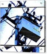 Junction Lo Contrast Acrylic Print