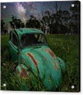 June Bug Acrylic Print
