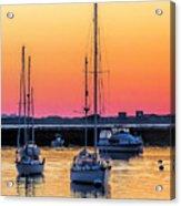 June Sunrise 506 Am Acrylic Print