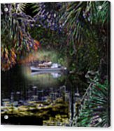 Jungle Glow Acrylic Print
