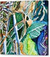 Jungle Heat Acrylic Print
